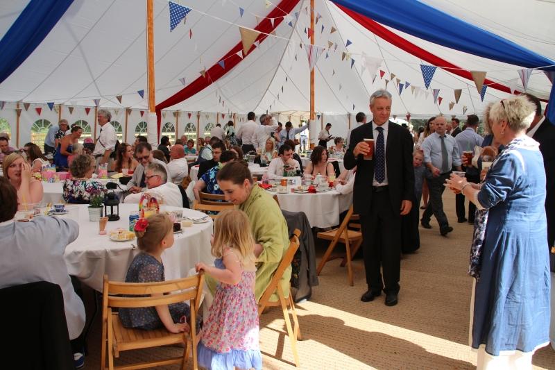 Perrygrove railway wedding venue